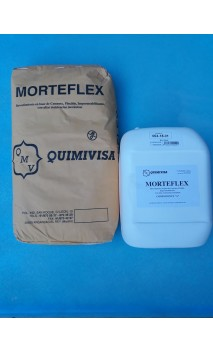 MORTEFLEX GRIS (35 kg.)